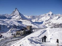 Gornergrat & Matterhorn