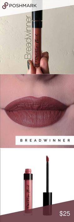 Powerlips Breadwinner No alcohol, meaning No drying or cracking! Avacado Oil & Bees Wax to Nourish your lips! Kiss Proof, Nu Skin, Your Lips, Makeup Lipstick, Makeup Products, Smudging, Bees, Wax, Alcohol
