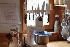 Grimmskram: Magnetische Messerleiste