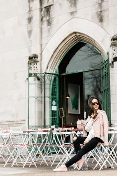 Tweet Happy Wednesday everyone! Cozy and comfy in blush tones today. The softest leather jacket (also love thisASOS jacket) and nude sneakers (under $25) for a relaxed casual look =) Hope you're having a great week so far! Thank you so much for reading! :: Outfit :: Top :: Iro jacket (similarASOS jacket, under $150) . . .
