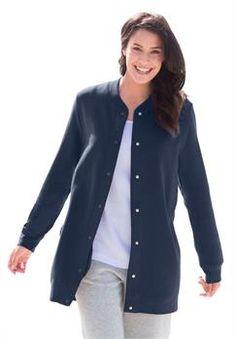 2d1f42248c9 New Arrivals  Outerwear for Plus Size Women