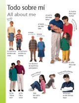 All About Me (Todo sobre mí) themed vocabulary. Help students learn Spanish vocabulary for family, feelings, and body parts with these printables.    Get the printable from TeacherVision: http://www.teachervision.fen.com/spanish-language/printable/70405.html