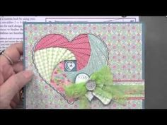 Teresas Iris Folding Template #1 - YouTube