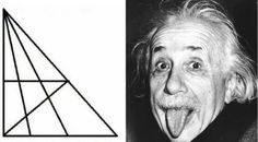 Błyskawiczny test na inteligencję: ile trójkątów widzisz na rysunku?