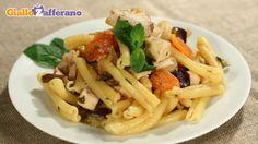 Pasta swordfish and mint - Pasta pesce spada e menta
