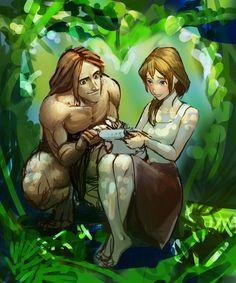 Tarzan and Jane - Tarzan