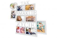 Ramka multirama na zdjęcia Tak Smakuje Życie 9 zdjęć