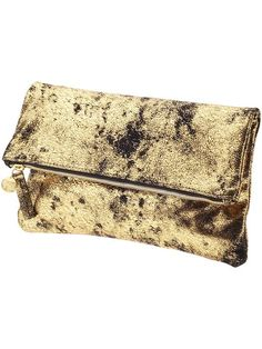 Part Glam, Part Rock & Roll...A great gift. Clare Vivier via #TheListCollective #holiday #gift boutique