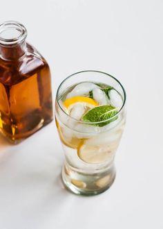 Apple Cider Vinegar Hair Rinse + Sugar-Craving Water | Hello Glow | Bloglovin'