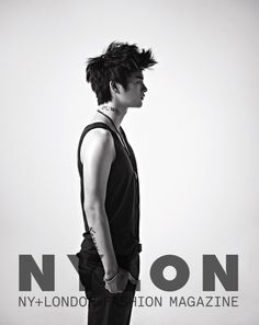 Nylon Korea - October 2012 (서인국)