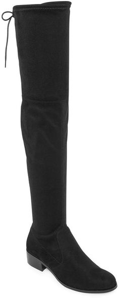 STYLE CHARLES Style Charles Groove Over-the-Knee Boots