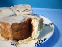 These vegan cinnamon rolls are AMAZING—they taste just like the ones from Cinnabon, but better because they're homemade!