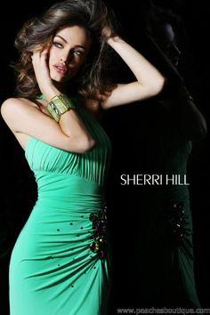 Sherri Hill Prom Dresses and Sherri Hill Dresses 21065 at Peaches Boutique