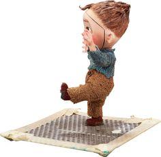 Animation Art:Maquette, The Boxtrolls Baby Eggs Original Animation Puppet (LAIKA,2014).... Image #4
