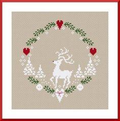 reindeer circle..