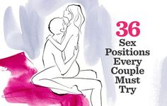 46 Sex Positions Everyone Should Try In Their Lifetime
