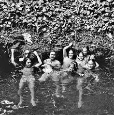Lin Family Portrait Bathing