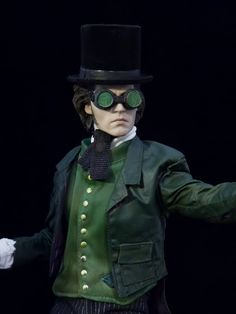 Victorian Green Lantern