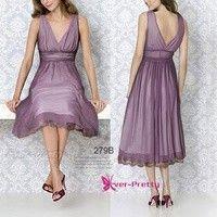 purple bridesmaid dresses vintage-wedding-3
