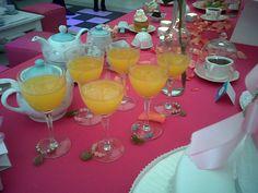 Tea Shower. Festejo del cumple de la Modelo Zaira Nara http://antonelladipietro.com.ar/blog/