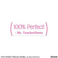 """ Educator Feedback Rubber Stamp created by AponxDesigns. School Teacher, The 100, Motivational, Stamps, Student, Messages, Education, Seals, Stamp"