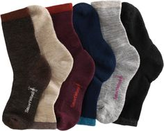 Women's SmartWool® Best Friend Socks sold at Duluth Trading Company are made of moisture-wicking merino wool, known for its no-itch softness. Cushioned soles and built-in arch braces support feet.