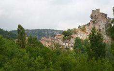 Penne, petit village médiéval