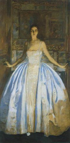 The Athenaeum - Countess Malacrida (Ettore Tito - )