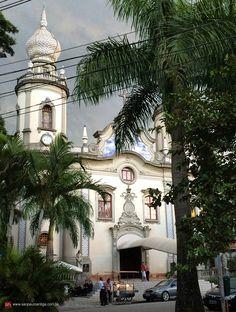 Church Nossa Senhora do Brasil Sao Paulo, Brazil