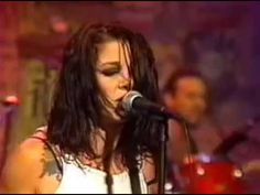 Concrete Blonde - Heal It Up - Live on Jon Stewart