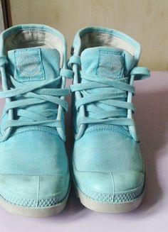 Kup mój przedmiot na #vintedpl http://www.vinted.pl/damskie-obuwie/polbuty/8825910-buty-palladium-pallabrouse-r-375