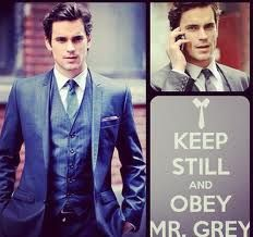 How i imagine mr grey