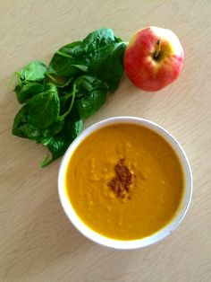Spicy, High-Protein Pumpkin Soup — EDWINA CLARK