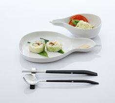 JIA Calligraphy Chopstick Set #food #design #theluxurywelove #igetit