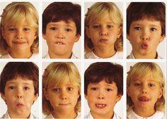 Oral motor pictures Ajak- és nyelvgyakorlatok: érdemes otthon tükör előtt végezni a gyakorlatokat!