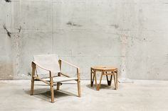 """Zero-waste Nomad Chair challenges unsustainable """"throwaway"""" culture"""