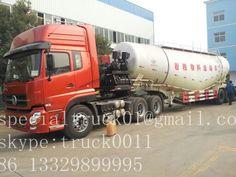 Bulk powder carrier in Chengli Special Automobile Co., Ltd.  Email: specialtruck01@gmail.com skype:truck0011
