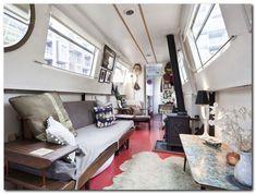 Houseboat Interiors Ideas (32)
