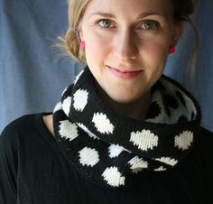 Double Knit Three by Hilary Smith Callis Knit Cowl Kit - None