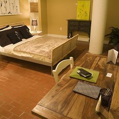 FLASHBACK: A&P Lofts in Atlanta GA was MISO Studios' first major multi-family project. #tbt #misostudios #interiordesign #design