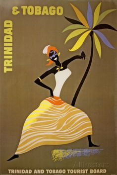 Trinidad and Tobago Posters - AllPosters.co.uk