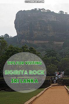 Tips for Visiting Sigiriya Rock in Sri Lanka