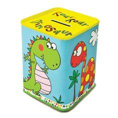 A very cute Rachel Ellen Dinosaur Money Box!