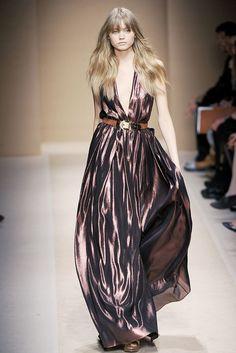 Salvatore Ferragamo Fall 2010 Ready-to-Wear Fashion Show - Abbey Lee Kershaw