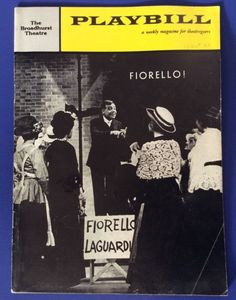 Vtg Program Playbill 54th Street Theatre No Strings NYC 1960s Ads | eBay