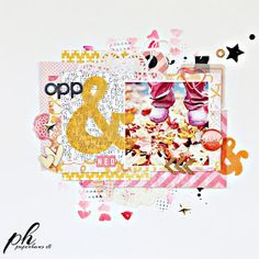 PaperHaus Magazine: Using Ampersand in your crafting