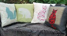 Cat Cushions (different types available)