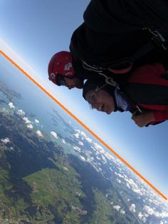 Skydive photo  Flat Earth Fun