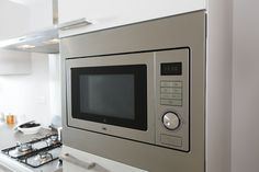 In #Comfort pakket #keukens van #voortman zijn 5 apparaten van #etna inbegrepen, waaronder deze #combimagnetron
