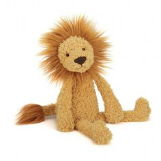 Buy Jellycat Wild Thing Lion Soft Toy from our Soft Toys range at John Lewis & Partners. Safari Nursery, Safari Theme, Daniel And The Lions, Art Above Bed, Pillow Texture, Jellycat, And July, Little Monkeys, Pet Gifts